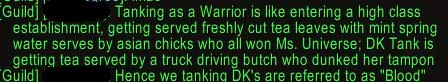 According to a Guildie this is What DK tanking feels like. #worldofwarcraft #blizzard #Hearthstone #wow #Warcraft #BlizzardCS #gaming