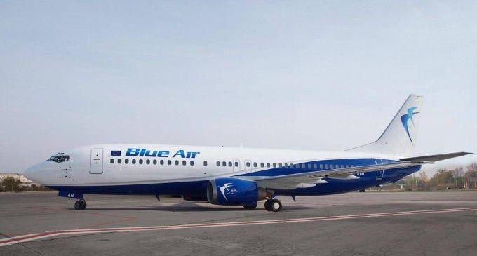 Larnaca – Bagdad şi Larnaca – Erbil cu Blue Air