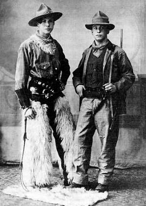 old photos of cowboys