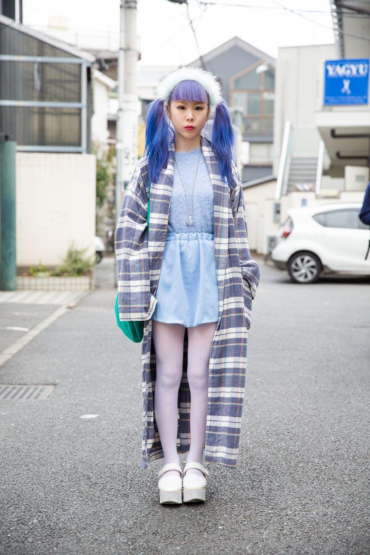 Pocchaman (@aaaaakmn) - Photographed by Kira/TokyoFashion.com