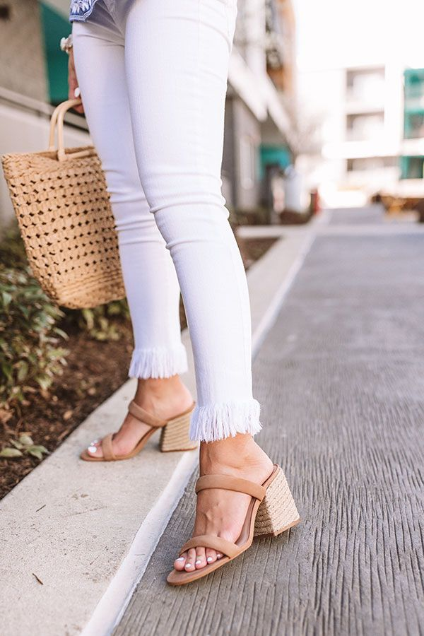 Steve Madden Marcella Nubuck Heel In Mocha Fashion Summer Fashion Casual Fashion