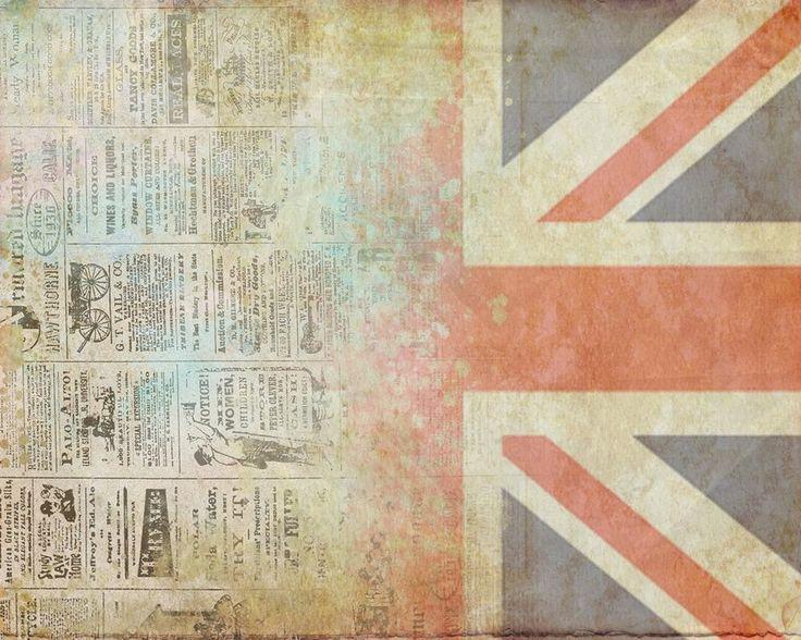 Union Jack Wallpaper by roshfur