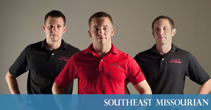 """Tyler, Travis and David Blessing have more in common than being brothers. They're all certified personal trainers, and they own a business together, TNT Fitness. """"We always liked exercise and fitness, and we wanted to choose a career that would help people,"""" says David, the oldest, who's been doing personal training for about four years..."""