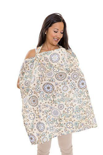 Zenoff Products Nursing Cover, Buttercup Bliss, Yellow, Green review My best friend nursing covers provide new mothers the privacy cover that they need to comfortably breastfeed in public or on the go. The breastfeeding cover comes in a buttercup bliss pattern and has an easy view design that lets moms easily check on their nursing babies while staying completely...