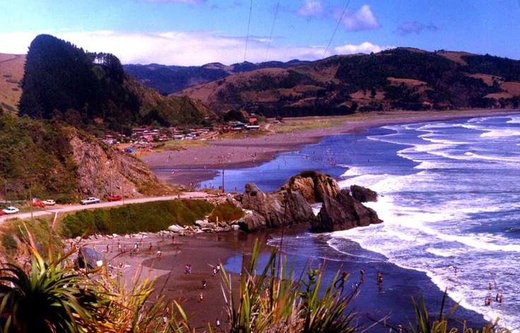 Mehuin, pequeño pueblo en la comuna de la mariquina en la region de los rios al sur de Chile, excelente para descansar y alejarse del estres cotidiano