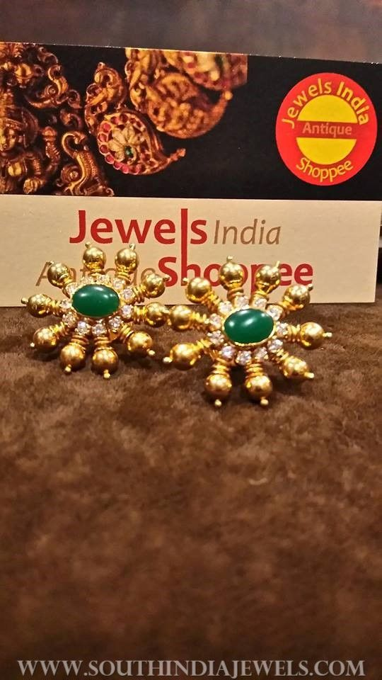 30 best Indian Antique Jewellery Designs images on Pinterest