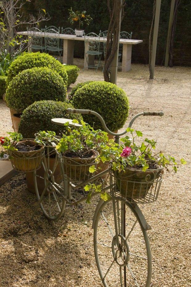 plantas jardim mediterraneo Jardim Toscano no Pinterest