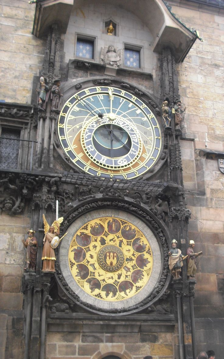 Astronomical Clock, Prague  Visited Dec 2012