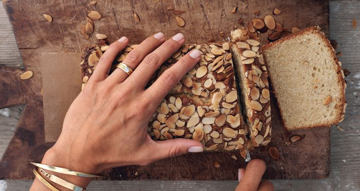 Cardamom Pound Cake - Bon Appétit