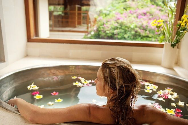 Kick Your Cold Detox Bath   1 c epsom salt 1/2 c baking soda 4 T grnd ginger more or less depending on tolerance Essential oils of choice used lavender.  Fill tub w hot water - hot as u can tolerate. fill half way, add  ingred, stir. Once full, get in & submerge to neck. Soak least 20 min. can stay in long as 40 min.  1st 20 min.  extracts toxins 2nd 20 min.  body absorb  minerals.   Once out, towel off, rest  30 min then shower. Do NOT detox every day, only 1- 2x a wk.  build to 3x  week.