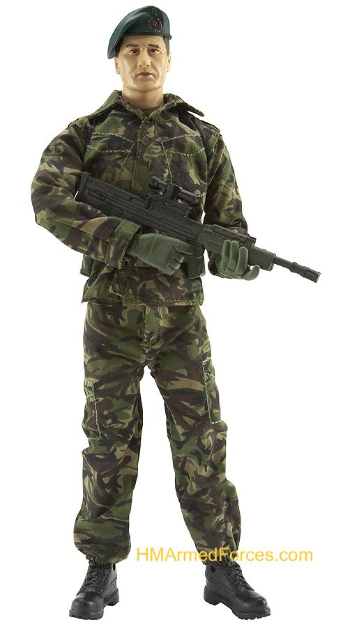 HM Armed Forces Toys & Action Figures