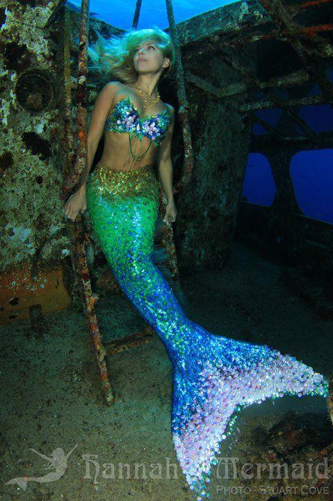 Hannah Fraser Aka Hannah Mermaid Famous Fav Celebs And