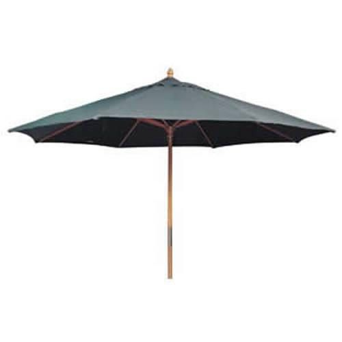 Deluxe Dark Green Extra Large Parasol Zipped Cover http://blog.caraselledirect.com/2013/09/protect-outdoor-furniture-from-the-rain-dust-and-sunlight/
