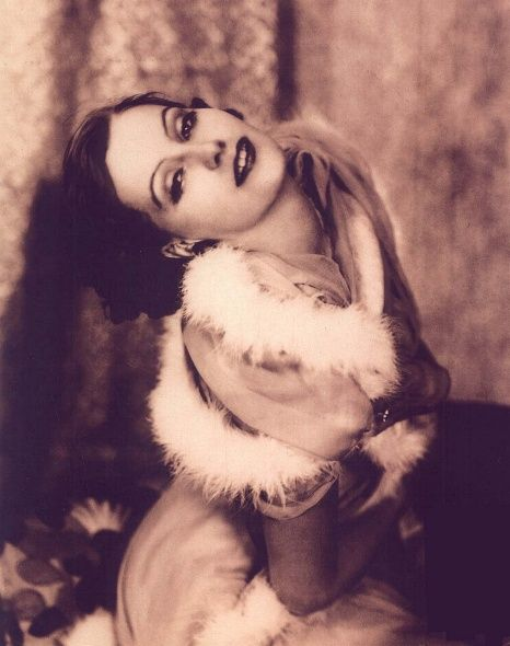 Greta Garbo by Ruth Harriet Louise for Flesh and the Devil, 1926.