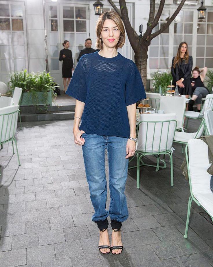 Sofia Coppola at the Sonia Rykiel prespring 2016 presentation | style ...