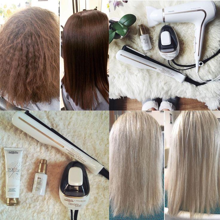 Nouveau Steampod 2.0 lisseur cheveux