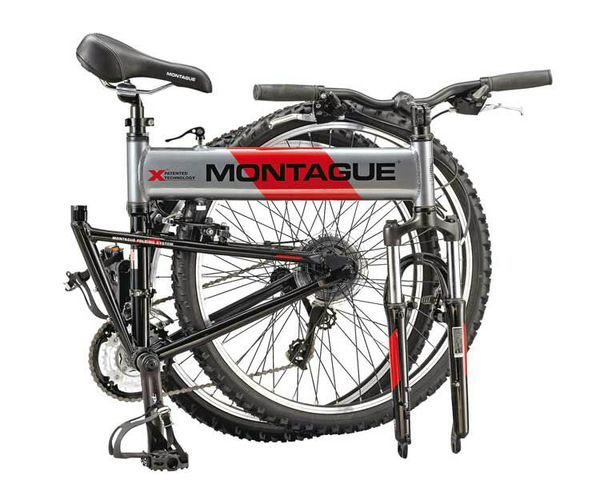 Montague folding mountain bike (Bicycles) in Portland, OR - OfferUp