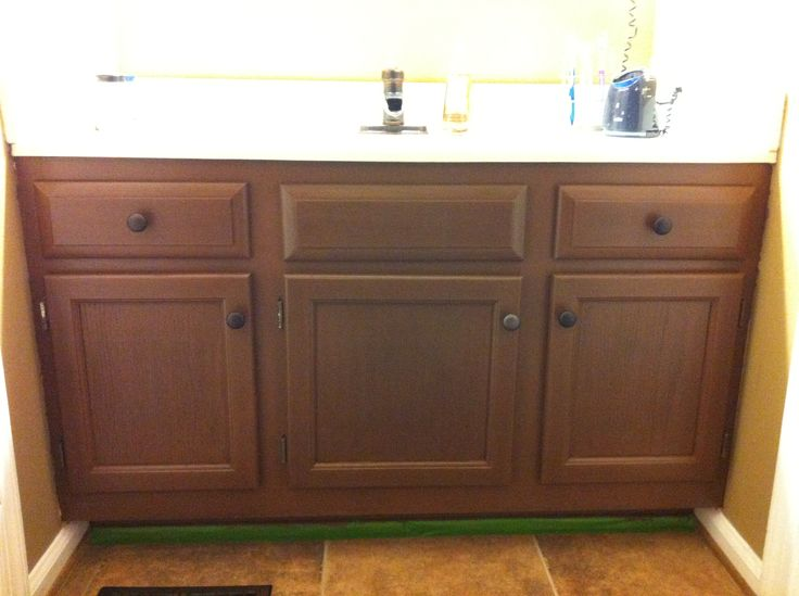16 best restain kitchen cabinets images on pinterest for Cocoa cabinets