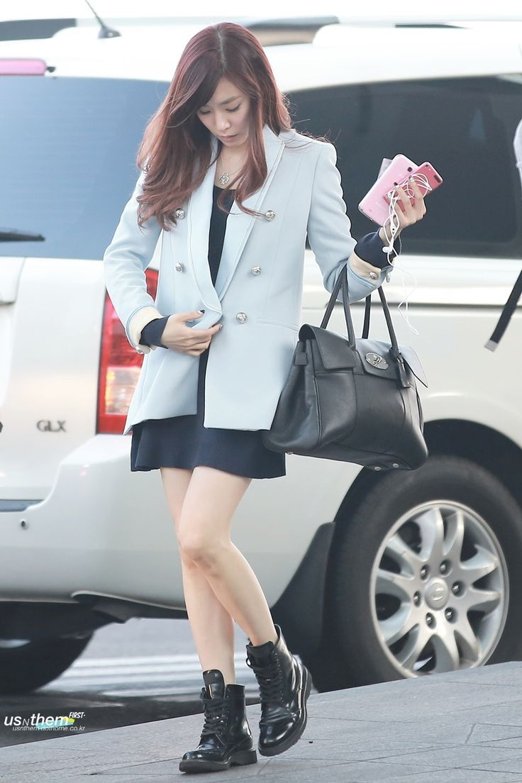 SNSD: Airport Fashion Queens at Incheon Airport