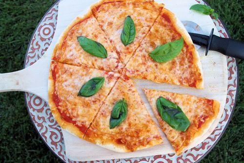 Saludable y baja en calorías receta FÁCIL de pizza margarita | ¿Qué Más?
