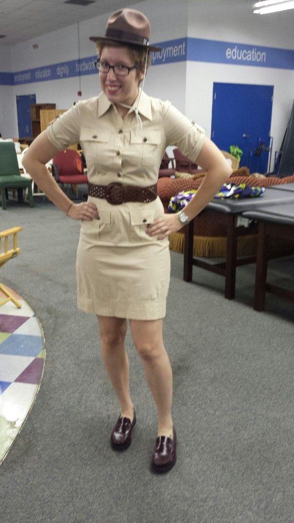 costume ranger Sexy park