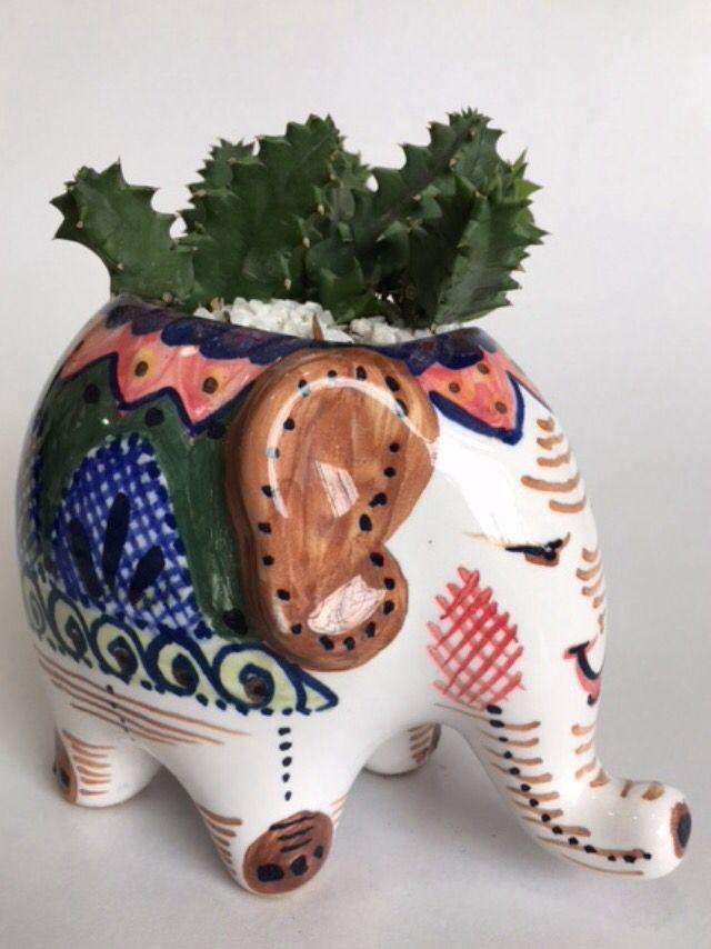 Elefante jumbo decorado