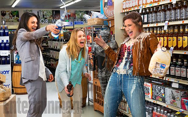 Bad Moms movie: Mila Kunis, Kristen Bell and Kathryn Hahn on new film | EW.com