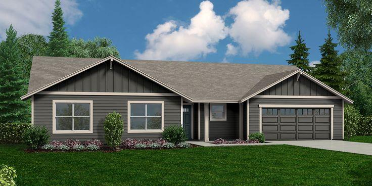 The Caldera   Custom Floor Plan   Adair Homes