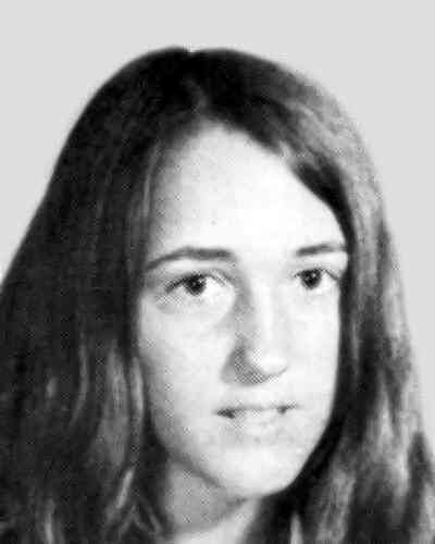 Cynthia Gooding Missing Since Sep 3, 1974 Missing From Marathon, ...