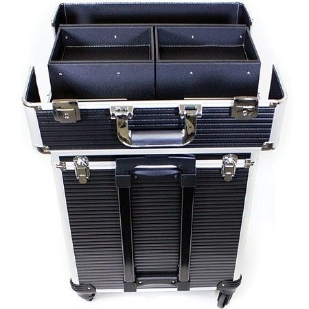 HairArt Professional Beauty Case #798001B $214.95   Visit www.BarberSalon.com One stop shopping for Professional Barber Supplies, Salon Supplies, Hair & Wigs, Professional Product. GUARANTEE LOW PRICES!!! #barbersupply #barbersupplies #salonsupply #salonsupplies #beautysupply #beautysupplies #barber #salon #hair #wig #deals #sales #hairart #professional #beautycase #798001b