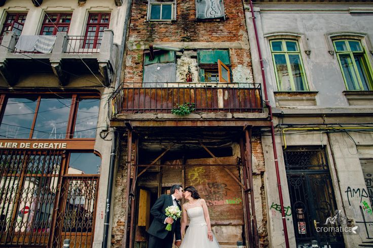 Wedding photo session in Bucharest