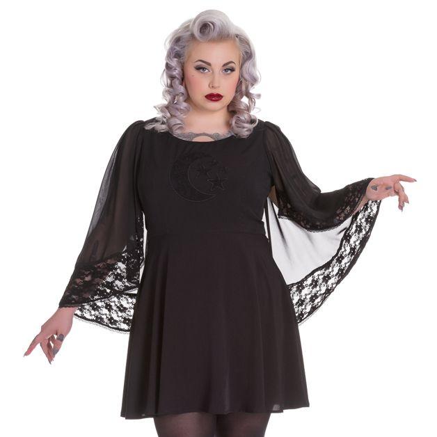 HELL BUNNY Ayla mini dress *4526