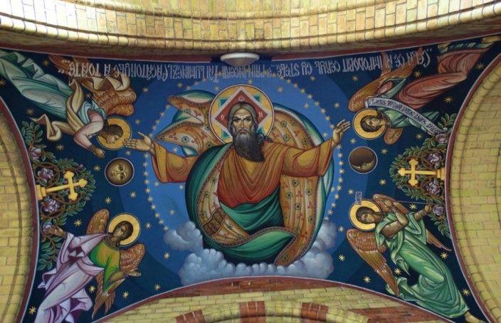 Mosaics tell a vivid story http://whatboundariestravel.com/walk-sibiu-romania-photo-essay-mysibiu/