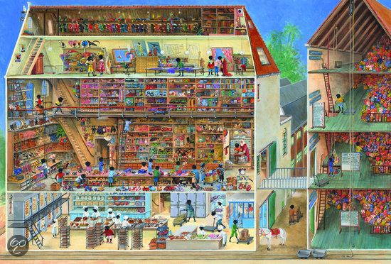 Sinterklaas boek - Werkhuis Charlotte Dematons