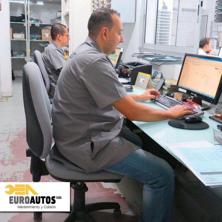 Recuerda que en #EuroautosRenault te brindamos servicios de Carrocería personales y cubrimos también siniestros por aseguradoras