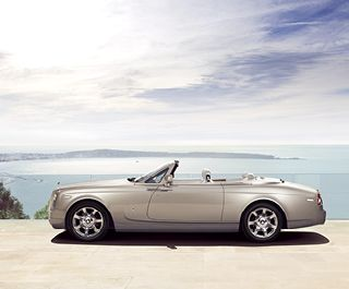 It's a contemporary take on the timeless romance of open top motoring.