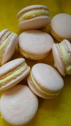Vegan Macaron troubleshooting; used homemade aquafaba. I've got the shape and the feet. Now to work on the chew.