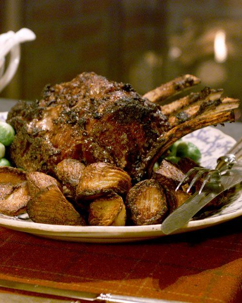 Standing Rib Roast _ Roast beef is classic British fare. It's the ...