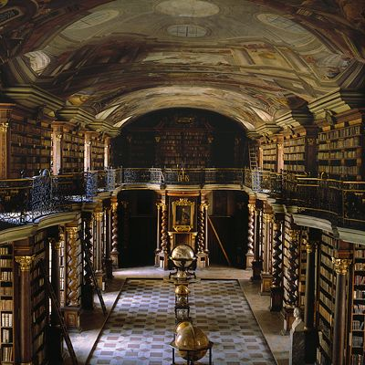The National Library of the Czech Republic.