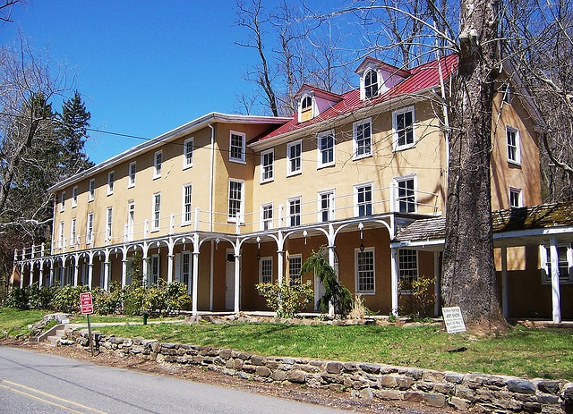 Our Wedding Venue Historic Yellow Springs In Chester Pa