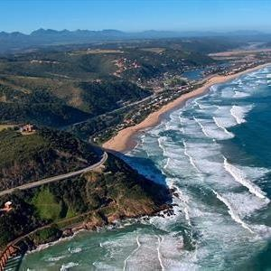While we lived in George South Africa we used to go to the beach on the weekends, we were about 15 minutes from this beautiful place!!!