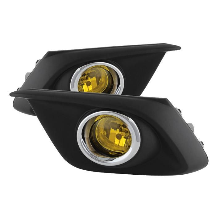 Mazda 3 2014+ OEM Fog Light w/Switch- Yellow