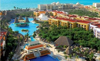 Iberostar Paraiso Maya all inclusive resort, Mayan Riviera, Mexico #vacation