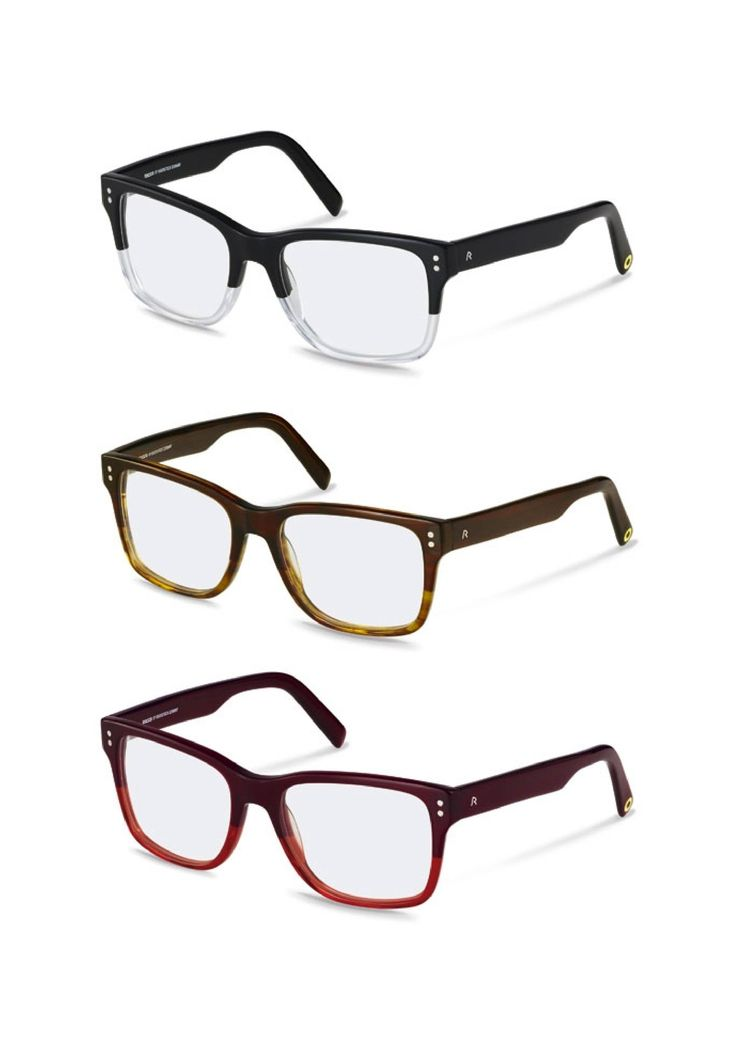 Need a new pair of glasses for everyday wear? Available in 9 different colors, these rocco by Rodenstock glasses are sure to suit your personality and sense of style. See better. Look perfect.