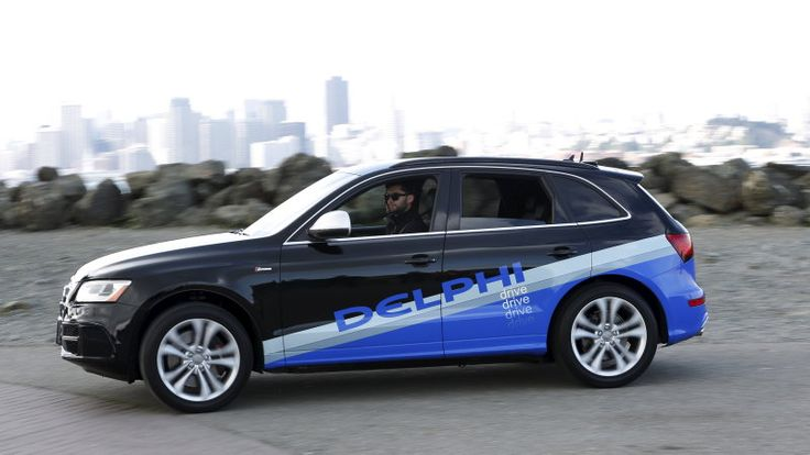 Delphi changes name, will focus on autonomous cars and lowering cost