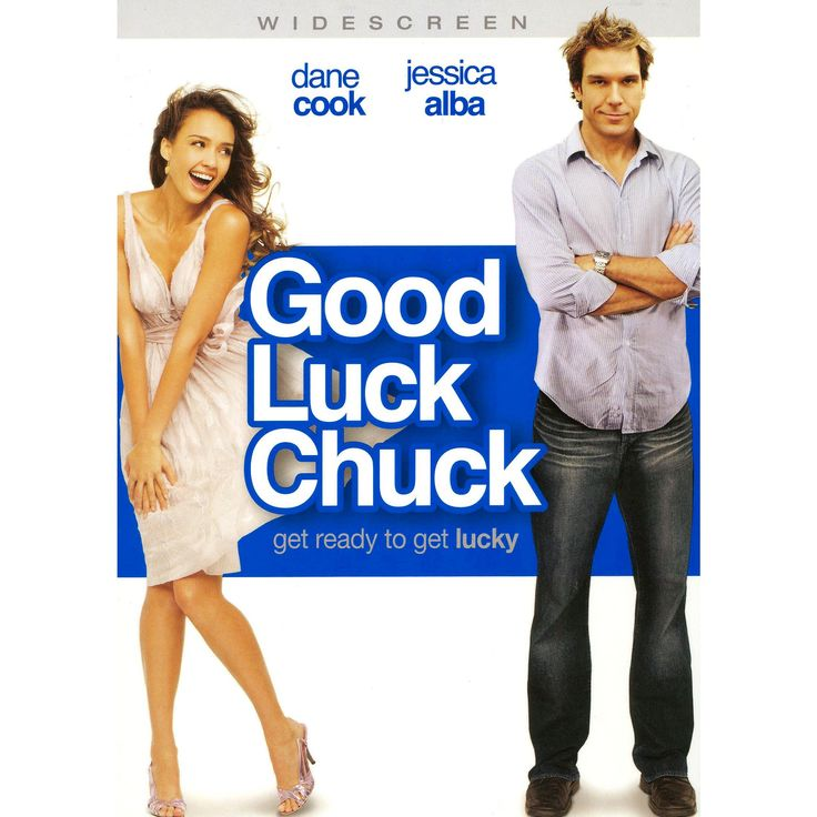 Good luck chuck (Dvd), Movies