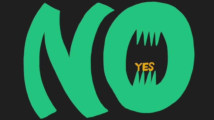 Yes or No on Vimeo