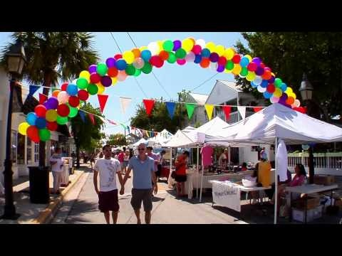 Celebrating Key West Pride!  June 6-10 ~ Welcome to Gay Key West, Florida