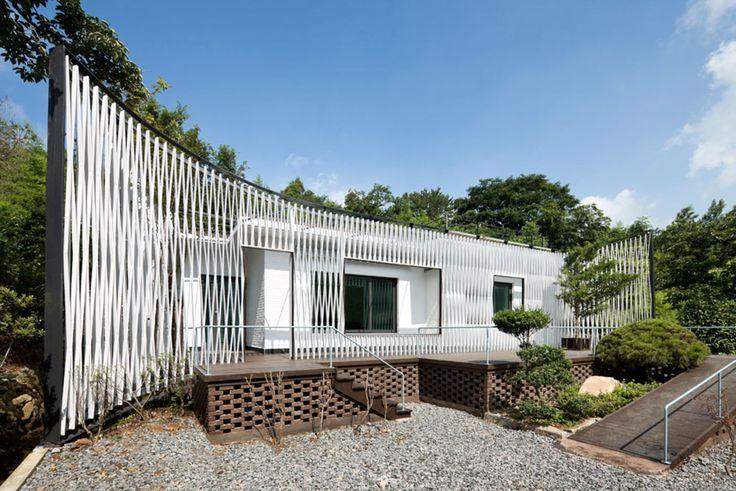 JOHO Architecture · Namhae Cheo-ma house · Divisare