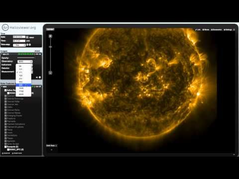 See UFO 'Mothership' Blast Out Of Sun's Orbit In NASA Video Image — 3rd UFO Near Sun This Year